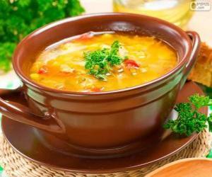 Soup puzzle