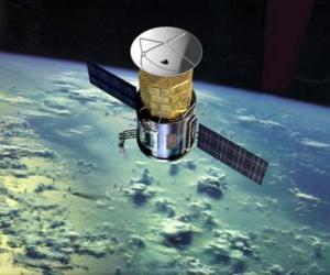Space Satellite puzzle