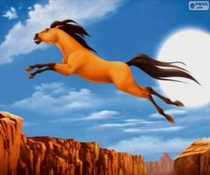 Spirit, Stallion of the Cimarron puzzle