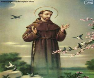 St. Francis of Assisi puzzle