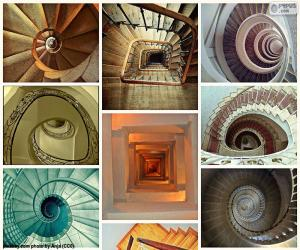 Stairs puzzle