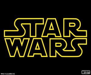 Star Wars logo puzzle
