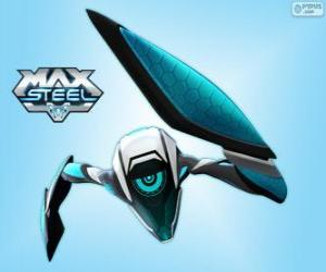 Steel, an alien of Ultra-link technology puzzle