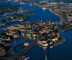 Stockholm, Sweden puzzle