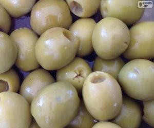 Stuffed olives puzzle