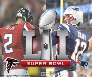 Super Bowl 2017 puzzle