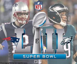 Super Bowl 2018 puzzle