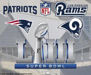 Super Bowl 2019 puzzle
