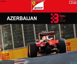 S.Vettel, 2016 European Grand Prix puzzle