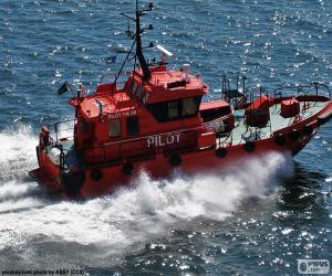Swedish pilot boat puzzle