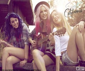 Sweet California puzzle