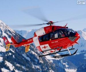 Swiss rescue helicopter puzzle