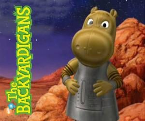 T-900, the Backyardigans puzzle