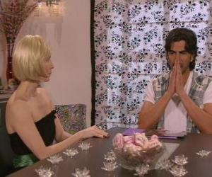 Talking Blanca and Leandro puzzle