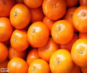 Tangerines puzzle