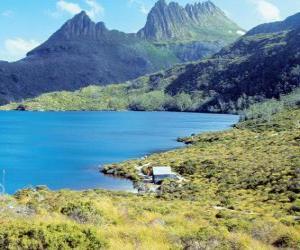 Tasmanian Wilderness, Australia puzzle