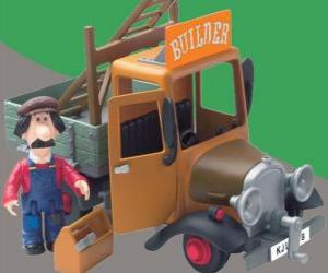 Ted Glen is the handyman of the village of Greendale puzzle