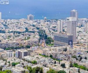 Tel Aviv, Israel puzzle