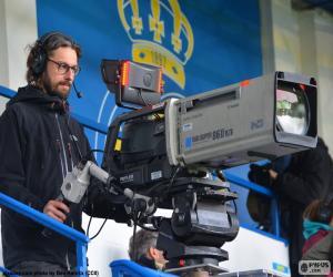Television camera operator puzzle