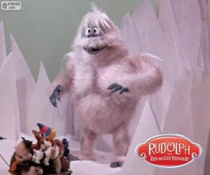 The Abominable Snow Monster of the North puzzle