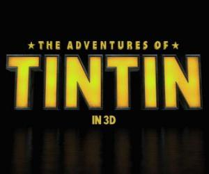 The Adventures of Tintin in 3D puzzle