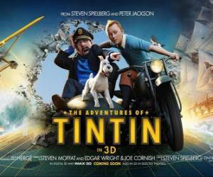 The Adventures of Tintin: The Secret of the Unicorn puzzle