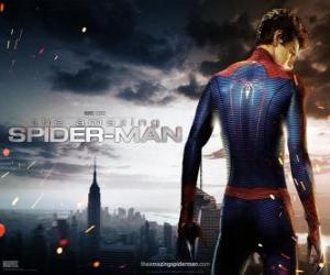 The Amazing Spider-Man puzzle