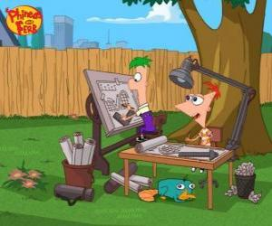 the brothers phineas and  4d35b6dc7a9ef p Phineas and Ferb New Inventions [PC]