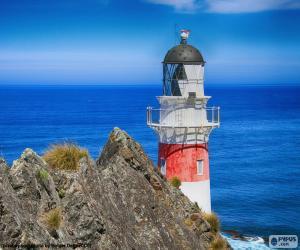 The Cape Palliser lighthouse puzzle