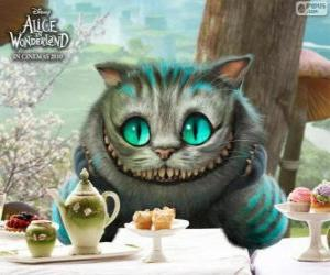 The Cheshire Cat puzzle