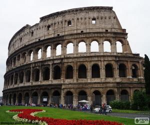 The Colosseum, Rome puzzle