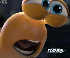 The face of Turbo puzzle
