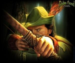 The famous archer Robin Hood puzzle