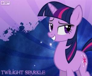 The Princess Twilight Sparkle is super smart puzzle