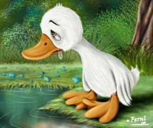 The Ugly Duckling puzzle