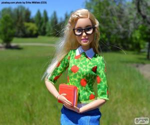 The University Barbie puzzle