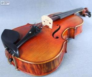 The viola is a bowed string instrument puzzle