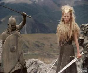 The White Witch Jadis puzzle