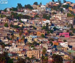 Tijuana, Mexico puzzle