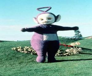 Tinky Winky puzzle
