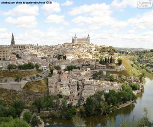 Toledo, Spain puzzle