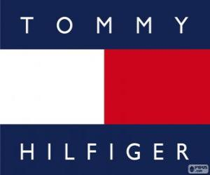Tommy Hilfiger logo puzzle