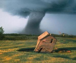 Tornado puzzle