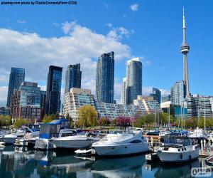 Toronto, Canada puzzle