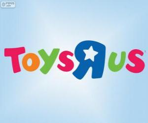 "Toys ""R"" Us logo puzzle"