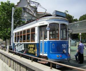 Tram puzzle