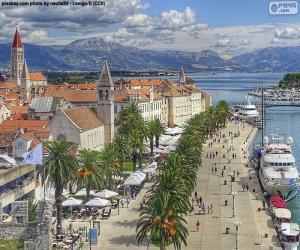 Trogir, Croatia puzzle