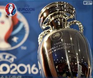 Trophy, Euro 2016 puzzle