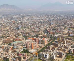 Trujillo, Peru puzzle