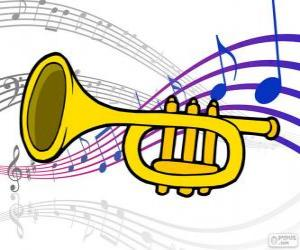 Trumpet puzzle